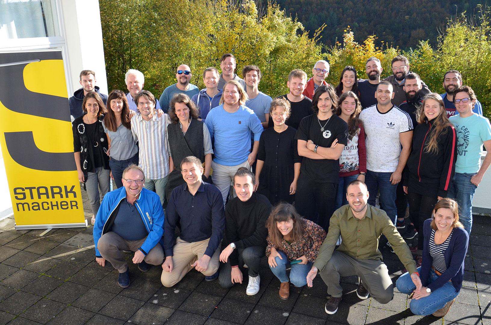 (Ua) Як виростити агентів змін? Соціальні інноватори зустрілись у Німеччині