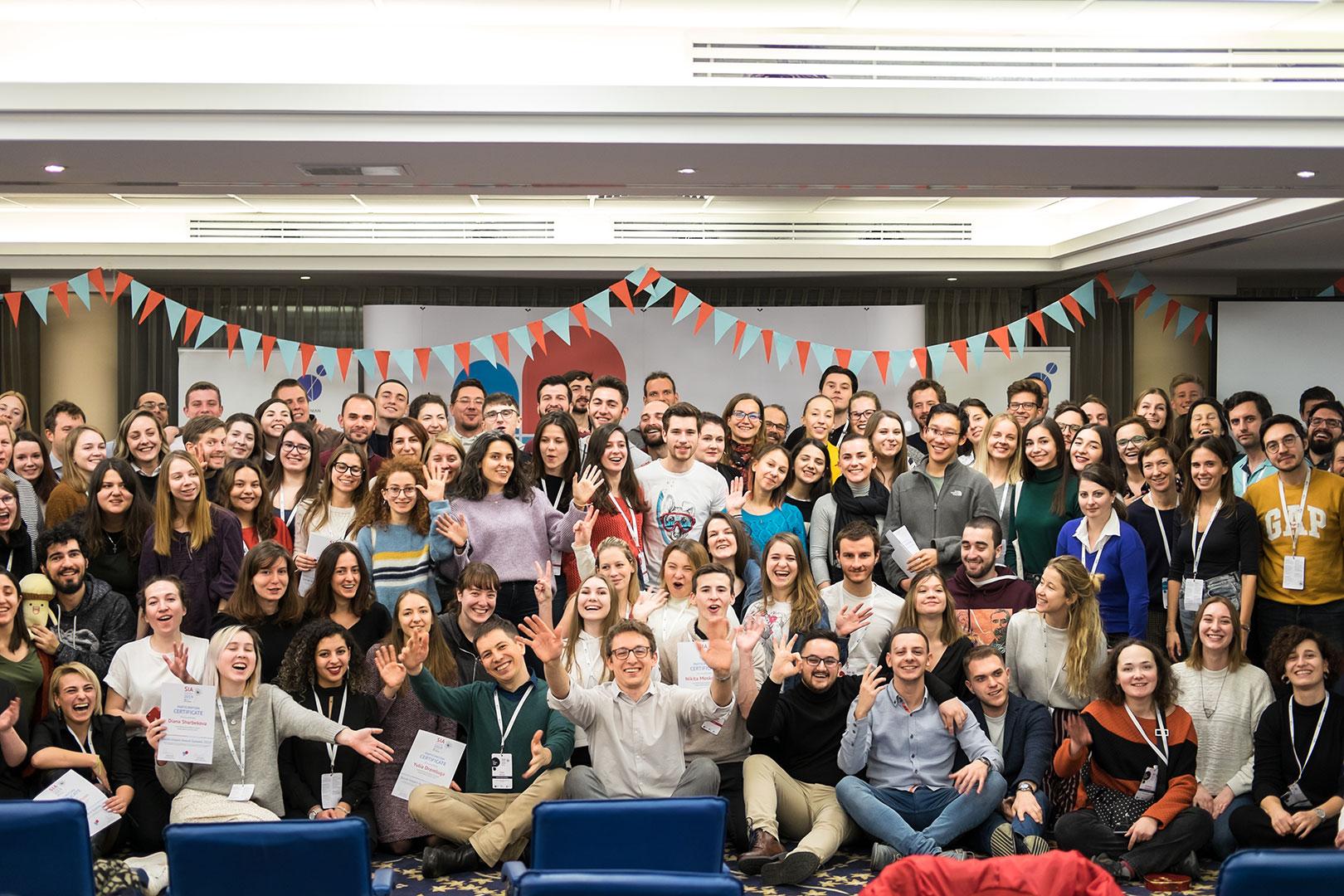 (Ua) Соціальні інноватори із 20 країн зібрались в Україні на SIA Summit